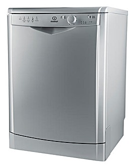 Indesit Dishwasher Silver