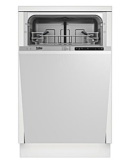 Beko Built-In Slimline Dishwasher