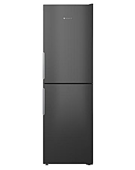 Hotpoint 60cm Fridge Freezer Graphite