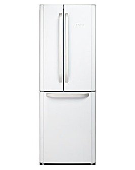 Hotpoint 70cm Fridge Freezer White