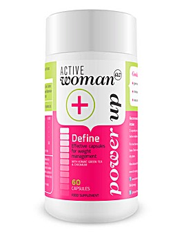 Active Woman Define Slimming Pills - 60