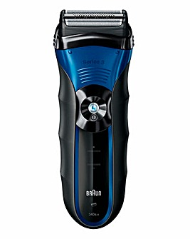 Braun 3 Wet & Dry Rechargeable Shaver
