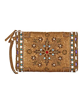Joanna Hope Jewel Clutch