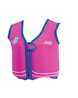 Zoggs Girls Bobin Jacket