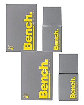 Bench Gents 100ml BOGOF EDT