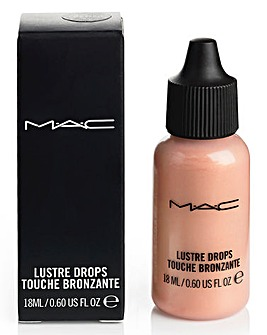 MAC Lustre Drops Highlighter -Pink Rebel