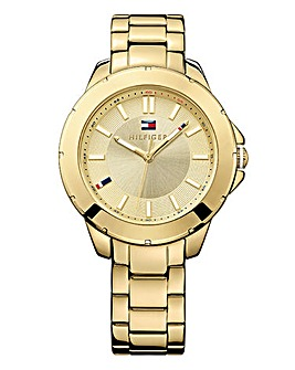 Tommy Hilfiger Gold-tone Bracelet Watch