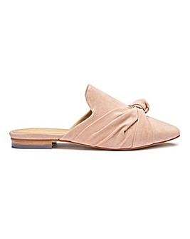 Sole Diva Knot Mule E Fit
