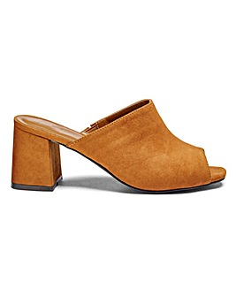 Sole Diva Molly Mule E Fit