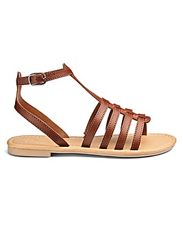 Sole Diva Gladiator Sandals E Fit