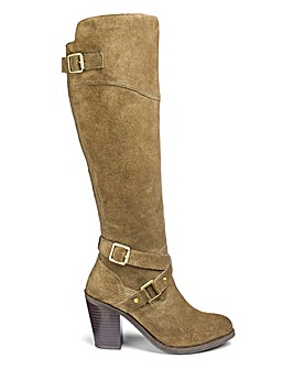 Sole Diva Blair Boot Super Curvy E Fit