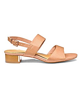 Head Over Heels by Dune Sandal D Fit
