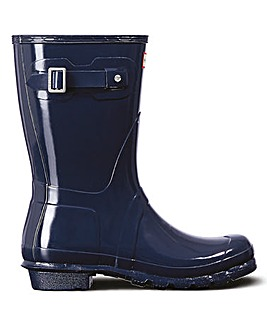 Hunter Short Gloss Wellies