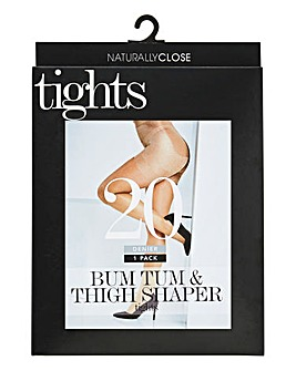 Magisculpt 20 Denier Firm Control Tights