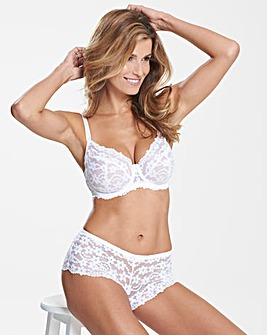 Daisy Lace Full Cup Wired Bra