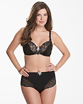 Amelie Embroidered Full Cup Bra