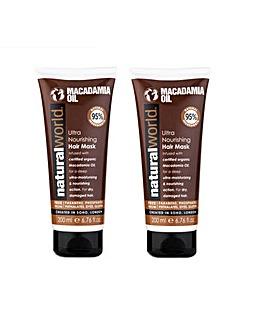 Maca Hair Mask Twin