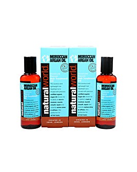 Argan Hair Oil BOGOF