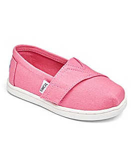 Toms Infant Classic Canvas