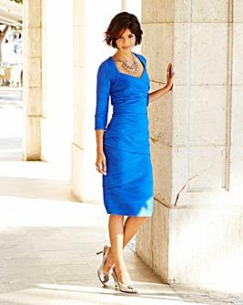 Nightingales Cobalt Dress