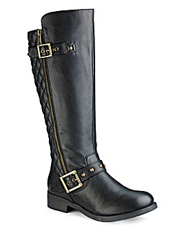 Sole Diva Boots Curvy Calf E Fit