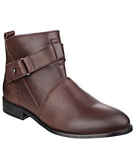 Hush Puppies Vita Pull on Ankle Boot