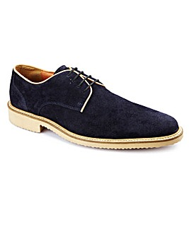 Label J Plain Lace Up Shoes