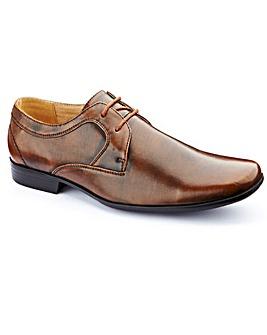 Jacamo Lace Up Shoes Extra Wide Fit