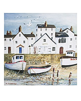 Graham & Brown Harbour Side Canvas