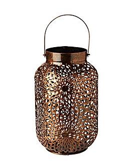 Metal Bronze Lantern