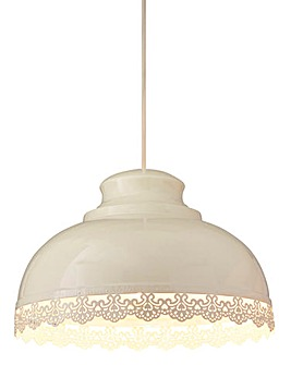 Dumont Non Electric Metal Pendant