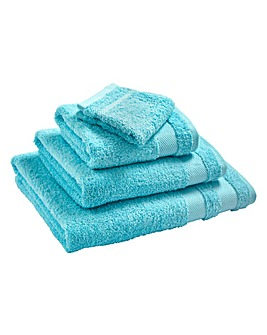 Egyptian Cotton Towel Range Duck Egg