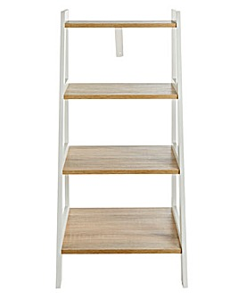 Whitehaven 4 Tier Tapered Shelving