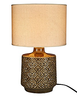 Layla Ceramic Table Lamp