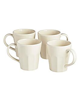 Splendour Set of 4 Mugs