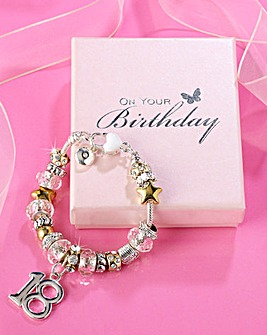 Special Birthday Charm Bracelet