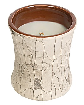 Wood Wick Ceramic Medium Jar