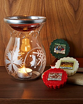 Yankee Candle Christmas Melt Warmer