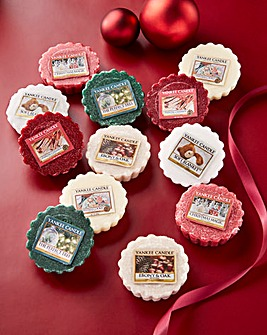 Yankee Candle Xmas Melts Gift Set