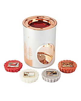 Yankee Candle Xmas Warmer Gift Set