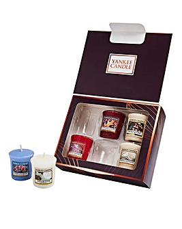 Yankee Candle Fall In Love Votive Set