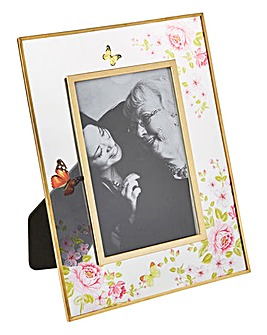 Butterfly Garden Photo Frame