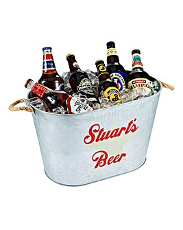 Personalised Party Bucket