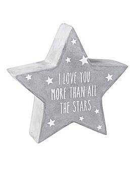 Concrete Sentiment Star