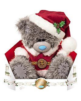 Me To You Santa Outfit Plush