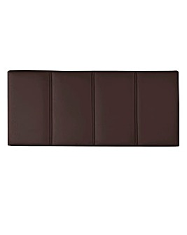 Venetian Faux Leather Headboard
