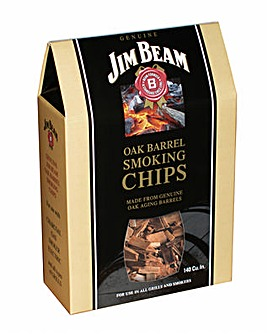 Jim Beam Oak Barrel Smoking Chips 600g