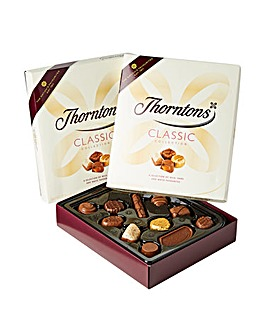 Thorntons 274g Classics Twin Pack