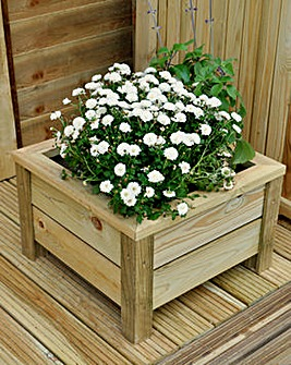 Forest Square Planter Small