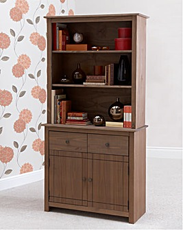 Cuban Display Cabinet